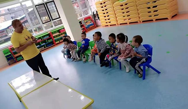 上海外教课